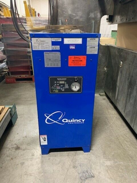 Quincy Refrigerated Air Dryer, Model QNPC-250