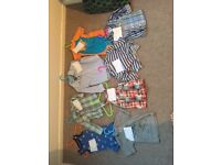 Bundle boys clothes 0-3years