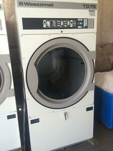 Wascomat TD75 Electric Dryers - 2 available