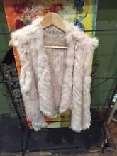 Rabbit Fur Vest Winthrop Melville Area Preview