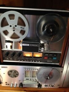 REEL TO REELS FOR SALE