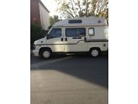talbot express 2 berth hightop campervvan 2litre petrol