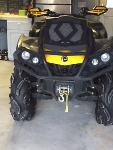 CAN AM BOMBARDIER ATV