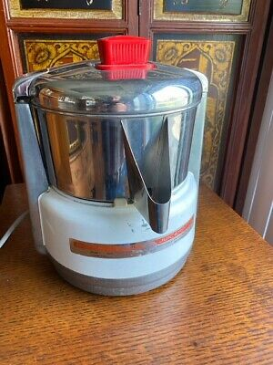 Acme  Model 6001 Supreme Juicerator Juicer