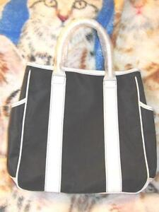 """New """"Designed exclusively for Lancome"""" LEATHER PURSE HANDBAG"""