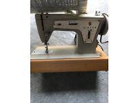 Vintage 237 Singer Sewing Machine