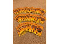 collection of Sainsburys Lego Cards for album