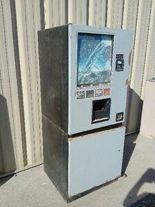 old pop cooler