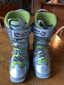 Deal on Ski Touring Boots!