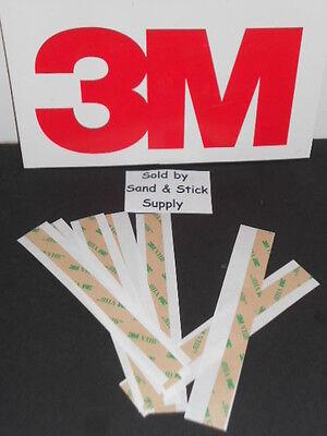 3m Vhb 9469 Adhesive Transferdouble Stick Tape 12 X 6 Strips 10pcs