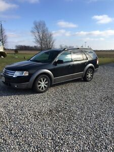 2008 Ford FreeStyle/Taurus X SUV, Crossover