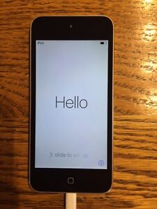 Ipod touch 5 - 16 gb - argent