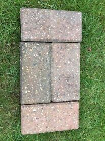 Block paving in good condition