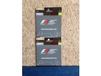 2 Belgium Grand Prix grandstand tickets (gold 4) for Friday only