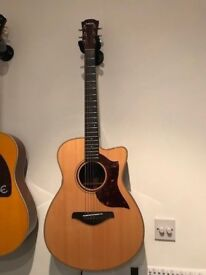 Yamaha AC3R Electro Acoustic Guitar & Hard Case