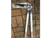 New extending / telescopic lawn shears