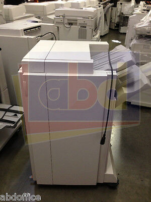 Xerox Docucolor 240 250 260 242 252 Advanced Finisher Stapling Hole Punch Pnx
