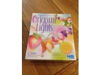 Origami Lights Childrens Craft Activity