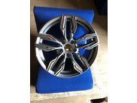"""BMW Style Wheels 18"""" - Brand new Boxed - Set Of 4"""