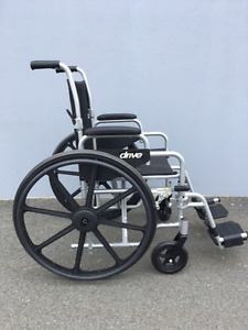 "New ""DRIVE"" 18"" Lite Weight wheelchair."