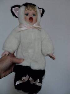 Doll with porcelain face - as new Kardinya Melville Area Preview