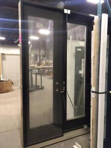 8 ft double door system