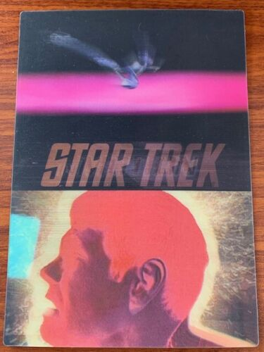 1999 Rittenhouse Star Trek Motion #3 Where No Man Has Gone Before Free Shipping