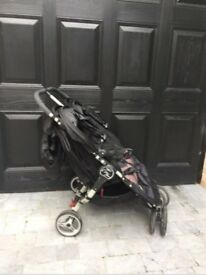 Double Pushchair (city mini stroller)