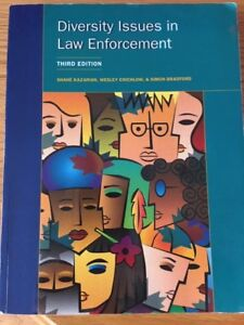 Diversity Issues in Law Enforcement - Third Edition