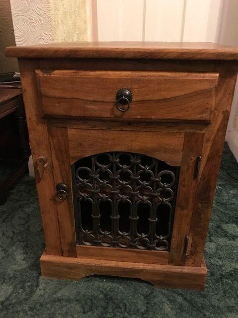 aston solid oak hidden office desks small solid wood cupboard in wimbledon london gumtree