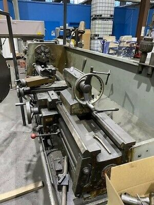 Clausing Colchester 17 X 100 Engine Lathe