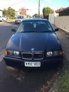 1992 BMW 318i Sedan Auto Moonee Ponds Moonee Valley Preview