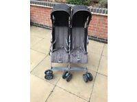 Double Pushchair Mamas and Papas Kato Two Twin - Hamilton, Leicester