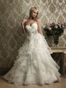 Allure 8862 Wedding Dress - Absolutely Stunning!