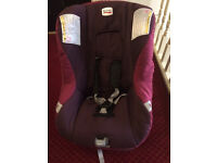 Britax First class plus reward car seat