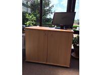 Beech Computer Desk For Sale