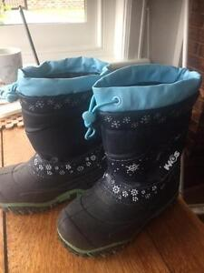 Kaos Kids Snow Boots (Apres) - Size 12K/13K US Ashburton Boroondara Area Preview