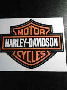 6 Inch Vinyl Decals London Ontario image 1