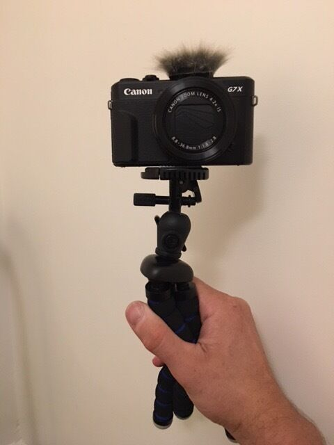Canon G7x Mark 2 In Perfect Condition Full Casey Neistat Set Up In Isle Of Dogs London