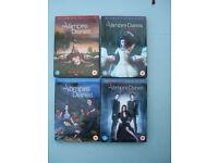 Vampire Diaries Season 1-4 DVD Box Sets