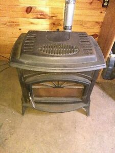 T300P Whitfield Traditions Pellet Stove