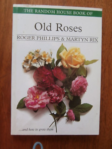 Book -Old Roses and how to grow them