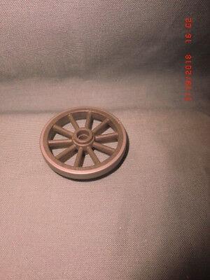 Playmobil Einzelteile RAD klein Kutsche Goldtransport 3037 Western Nordstaatler