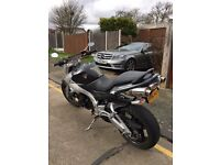 suzuki gsr 600 very low millage in mint condition with extras