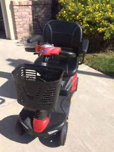 2015 colibri 4 wheeled scooter