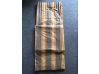 3 x Pairs of Curtains & 1 x Roman Blind - 'Crowson' Professionally Made