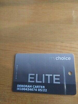 myCHOICE Plainridge Park Casino ELITE Slot Card
