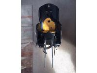 Kiss hamax child bike seat
