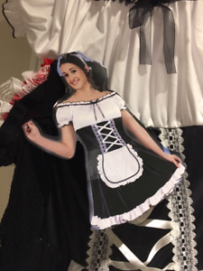 Adult Maid Costume For Sale