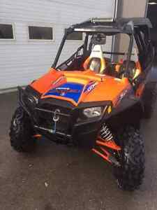 2013 RZR 900 XP  LOADED SIDE BY SIDE London Ontario image 1